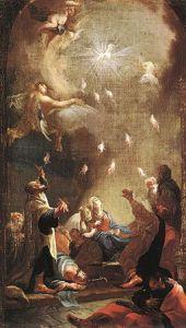 Joseph_Ignaz_Mildorfer_-_Pentecost_-_WGA15682 copy