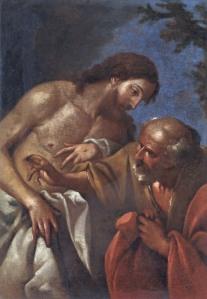 The-Incredulity-Of-Saint-Thomas-A4-print