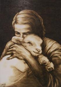 Phirography_the_shepherd's_love
