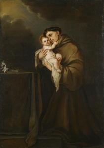Giacomo_Farelli_-_Sant'Antonio_da_Padova_con_Gesù_Bambino