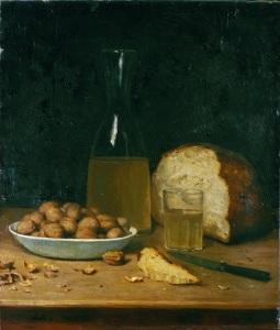 Albert_Anker_-_Neuer_Weisswein_und_Nüsse_(1896)