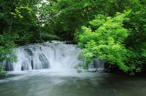 Hoher-Giessel-Wasserfall_Grosse-Lauter_Schwaebische-Alb