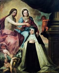 Pedro_de_Moya_-_Vision_of_St_Maria_Magdalena_di_Pazzi_-_WGA16308