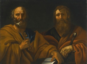 Roman_School,_circa_1620_Saints_Peter_and_Paul