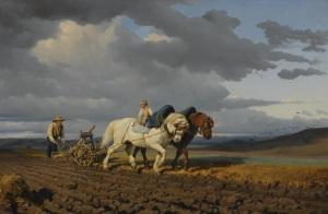 Rosa_Bonheur_-_Le_laborage_(1844)