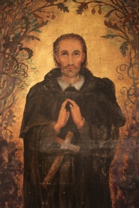 PORTRAIT OF ST. ISAAC JOGUES
