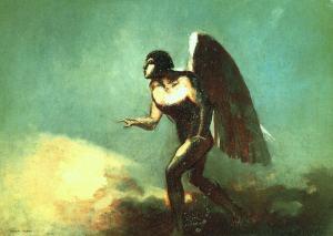 Redon_winged-man